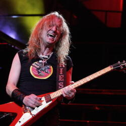 KK Downing Net Worth