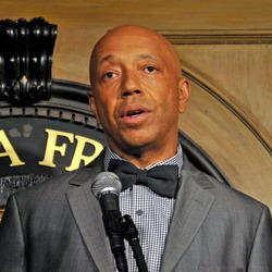 Russell Simmons' House:  Music Mogul... Real Estate Failure
