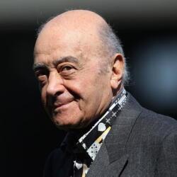Mohamed Al Fayed Net Worth