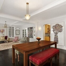 Mary-Louise Parker's House:  You Don't Have to Be High to See That Her House is Great