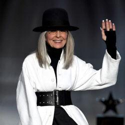 Diane Keaton's Car:  Once a Trendsetter... Always a Trendsetter