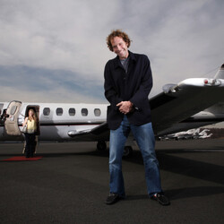 Rapper, Private Jet Company Owner, Married To A Billionaire...The Ultra-Impressive Life Of Entrepeneur Jesse Itzler