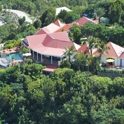 Steve Martin's House:  The Award-Winning Funnyman Lists a Very Serious Caribbean Villa