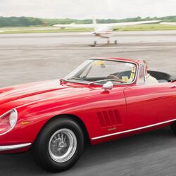 Rare Convertible 1967 Ferrari Sells For $27.5 Million