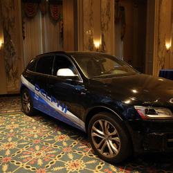 Ben McKenzie's Car:  The Former Heartthrob Gets Around in Luxury