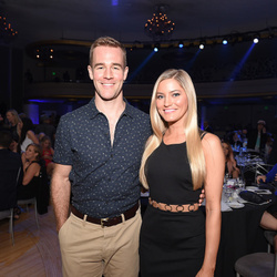 James Van Der Beek's House:  Out With the Old and In With the New