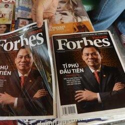 Vietnam's First Billionaire Turned Ramen Noodles Into A $1.5 Billion Fortune
