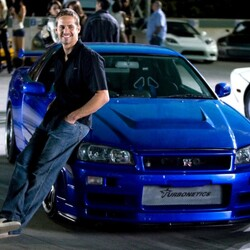 Paul Walker's Car Collection