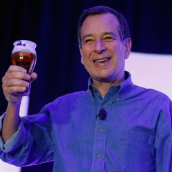 Friends Thought He Was Crazy To Give Up A High Paying Job To Launch A Brewery. Today Jim Koch Is A Billionaire.