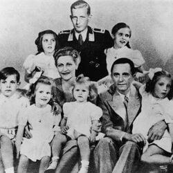 Nazi Leader Joseph Goebbels' Surviving Step-Grandchildren Are Billionaires