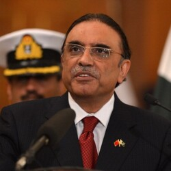 Asif Ali Zardari Net Worth