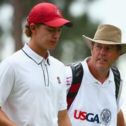 The Richest Person On The Course At This Year's US Open Will Be... A Caddie. Yup. A Caddie.