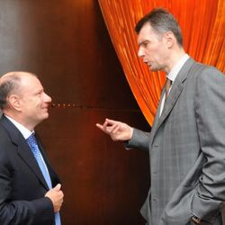 How A Private Jet Full Of Prostitutes Saved Mikhail Prokhorov $10 Billion