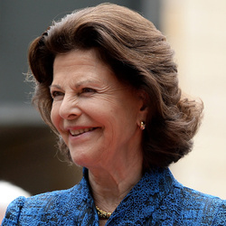 Queen Silvia of Sweden Net Worth