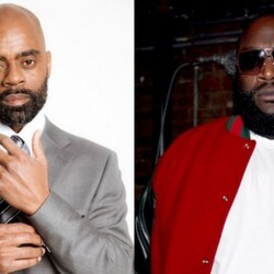 """Who Owns The Name """"Rick Ross""""? The 1980s Cocaine Kingpin? Or The Popular Rapper (Who Also Used To Be A Prison Guard)?"""