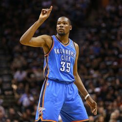 Next Season Kevin Durant Will Make WAY More Money Wearing Shoes Than Playing Basketball...