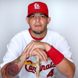 Yadier Molina Net Worth