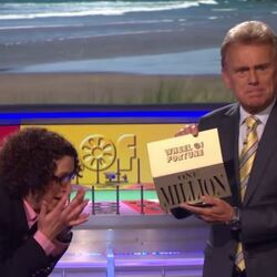 Middle School Teacher Freaks Out After Winning $1 Million On Wheel Of Fortune