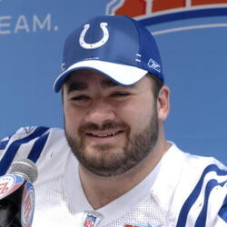 Jeff Saturday Net Worth