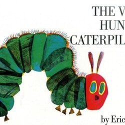 If You Want To Make A Ton Of Money, Write A Beloved Children's Book. This Is The Story Of One Very Lucrative Caterpillar...