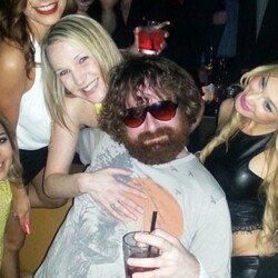 This Guy Makes $250,000 A Year To Impersonate Zach Galifianakis In Vegas