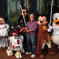 George Lucas Plans On Donating His Entire $5 Billion Star Wars Fortune To Charity