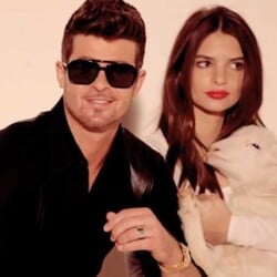 "Robin Thicke And Pharrell Ordered To Pay $7.4 Million For Stealing ""Blurred Lines"""