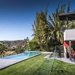Trent Reznor's Modern Beverly Hills Oasis Lists For $4.4 Million
