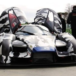 Not Satisfied With A Normal Ferrari? Check Out This $2.5 Million Customized Glickenhaus SCG003