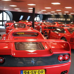 Pink Floyd Drummer Nick Mason's Awesome Car Collection