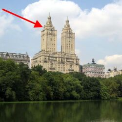 Demi Moore Lists Incredible NYC Penthouse For... $75 Million! Half Her Total Net Worth!!
