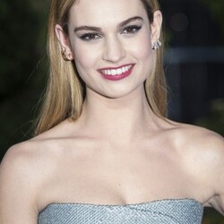 Lily James Net Worth