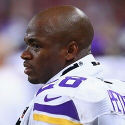 Adrian Peterson May Have No Choice But To Walk Away From $45 Million
