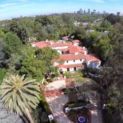 Two Months After Selling For $38 Million This Bel Air Villa Is Re-Listed For $45 Million! Nice Flip!!