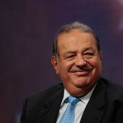 The Richest Human Beings Of All Time - #22: Carlos Slim Helu