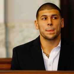 Turns Out Life In Prison Is Expensive... Aaron Hernandez Is Running Out Of Money