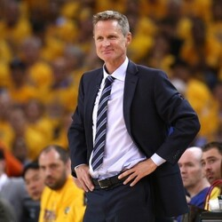 Steve Kerr Is Looking Like An Absolute Bargain At $5 Million/Season