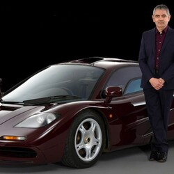 Rowan Atkinson (AKA Mr. Bean) Just Sold His 1997 McLaren F1 For Over $12 Million