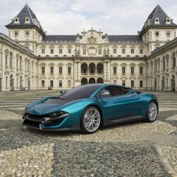 """The Limited And Super Expensive """"Wild Twelve"""" Concept Car Will Go Insanely Fast"""