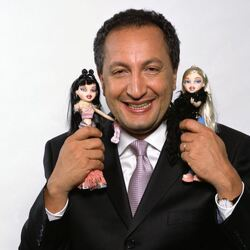 Weird Rags To Riches Stories: How Isaac Larian Made $1.1 Billion Off Bratz Dolls