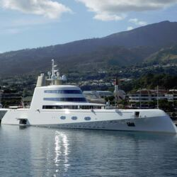 Russian Billionaire Andrey Melnichenko Builds World's Largest Sailing Yacht
