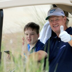 Golfer Ernie Els Donates Millions To Build Special School For Autistic Children