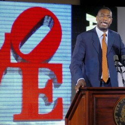 NBA Hall Of Famer Dikembe Mutombo's Charitable Efforts Are Pretty Amazing