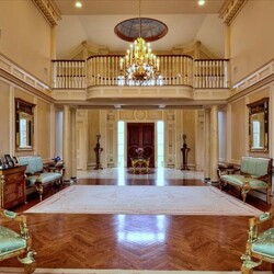 Love, Marriage And A New $13.9 Million Mansion For Tracy Morgan