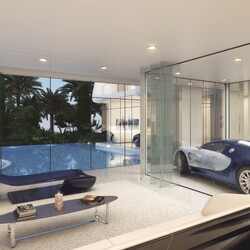 Rich People In Dubai Can Now Buy $10 Million Bugatti-Inspired Homes