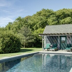 Julianne Moore's Sweet Little Hamptons Cottage Lists For $3.4 million