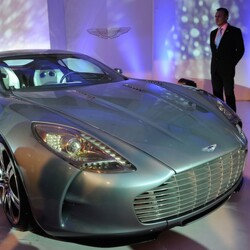 Amazing Car Of The Day: The Aston Martin One-77