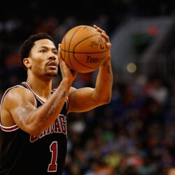 Derrick Rose Is Basically Just Stealing Money From The Bulls Now