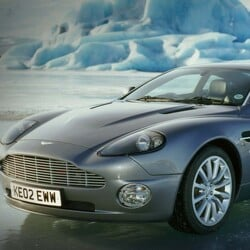 The Extremely Limited Aston Martin DB9 GT Bond Edition