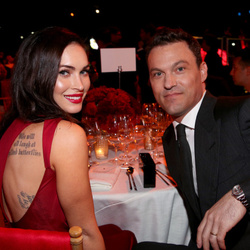 Megan Fox & Brian Austin Green Net Worth